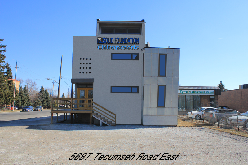 Solid Foundation Chiropractic Building