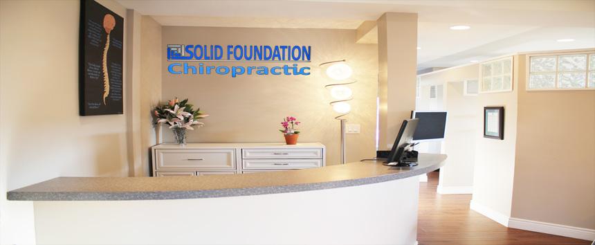 Solid Foundation Front Desk