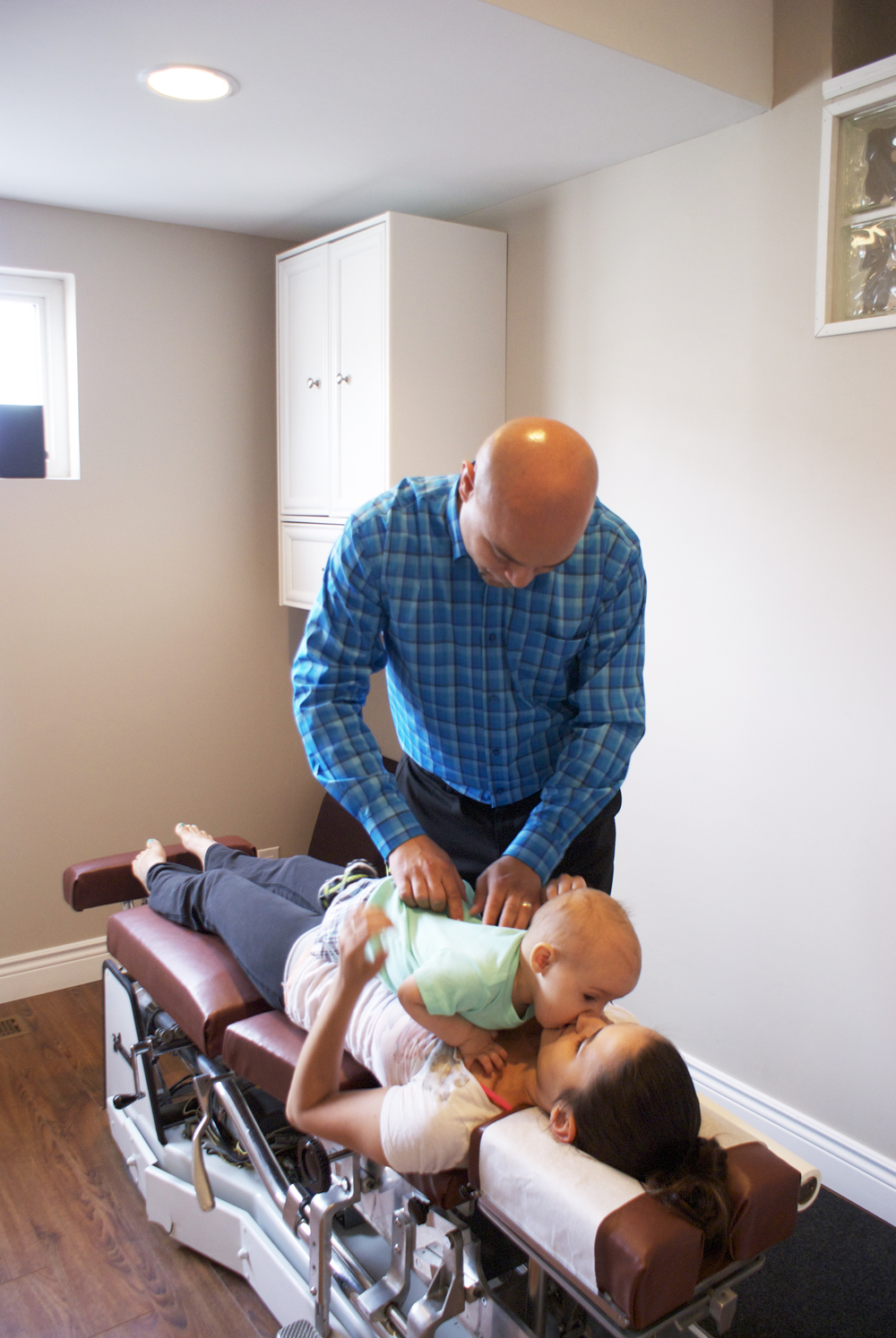 Chiropractic helps children